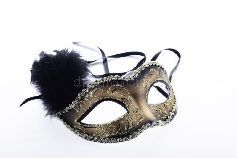 Máscara teatral foto de stock