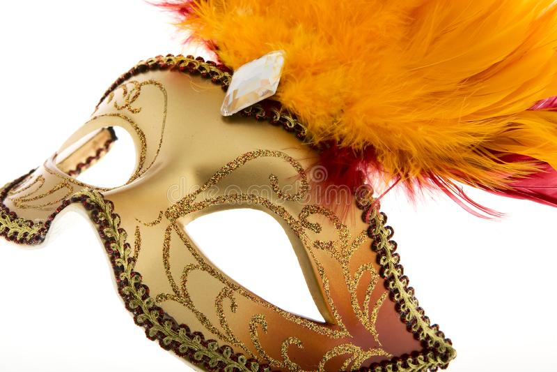 Máscara Veneciana, Carnaval Fotografía De Archivo