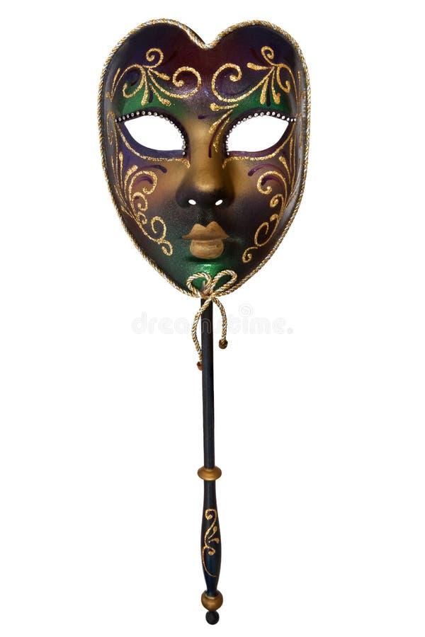 Máscara Venetian fotos de stock