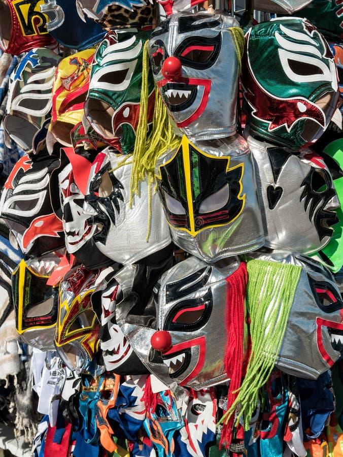 Máscaraes protetoras completas fotos de stock royalty free