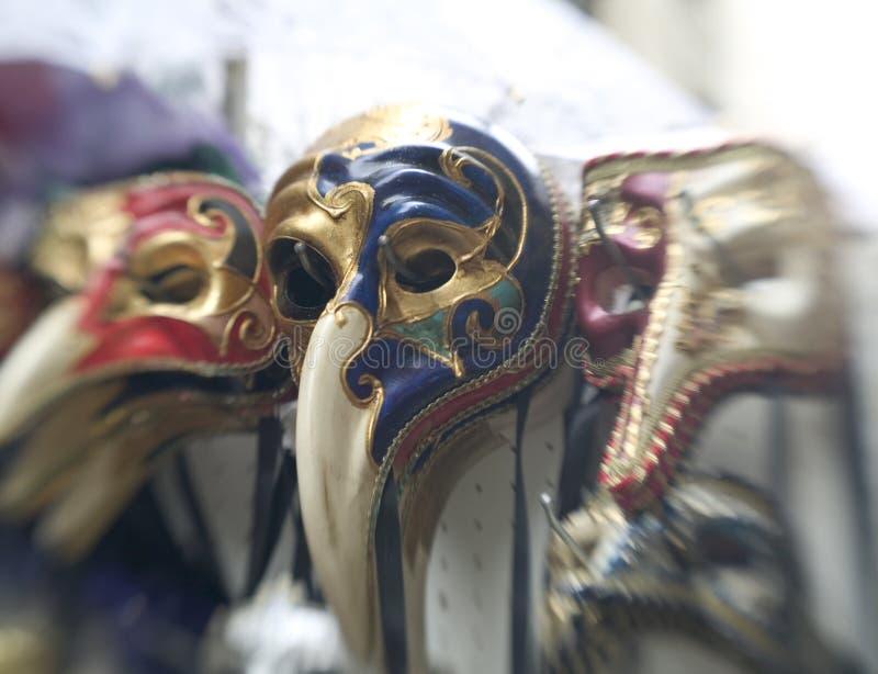 Máscaras foto de stock royalty free