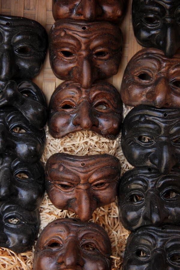 máscaras fotos de archivo libres de regalías