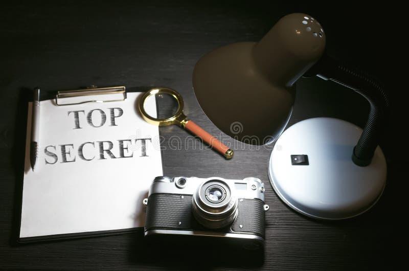 Máximo secreto fotografía de archivo libre de regalías