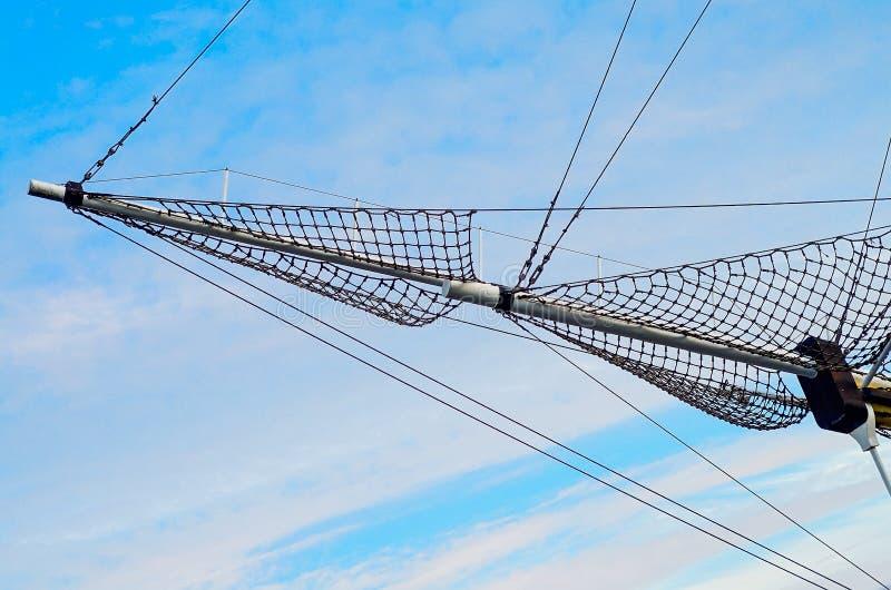 Download Mâts De Bateau De Navigation Photo stock - Image du wooden, bateau: 77158502