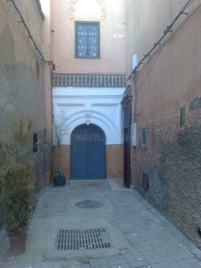 Médina Marrakech Rheyad стоковая фотография