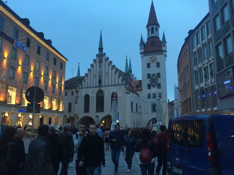 Múnich Duitsland stock foto's
