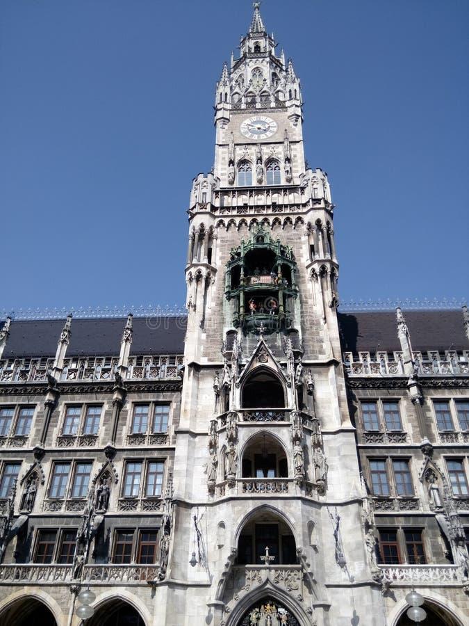 MÃ-¼ nchen, Bayern, Tyskland arkivfoto
