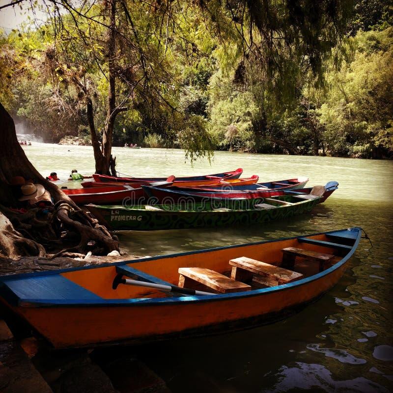 México krajobraz zdjęcia stock