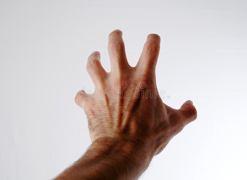 Mão - 3 imagens de stock