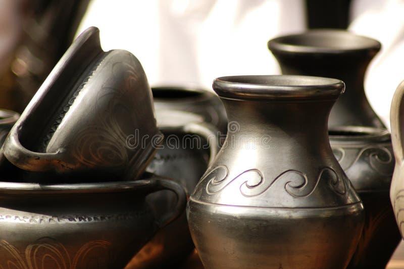 Mão - bacias feitas - Romania imagem de stock royalty free