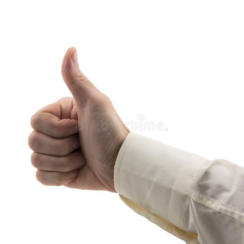 Download Mostras Da Mão Do Homem Como O Gesto Imagem de Stock - Imagem de humano, fine: 29847531