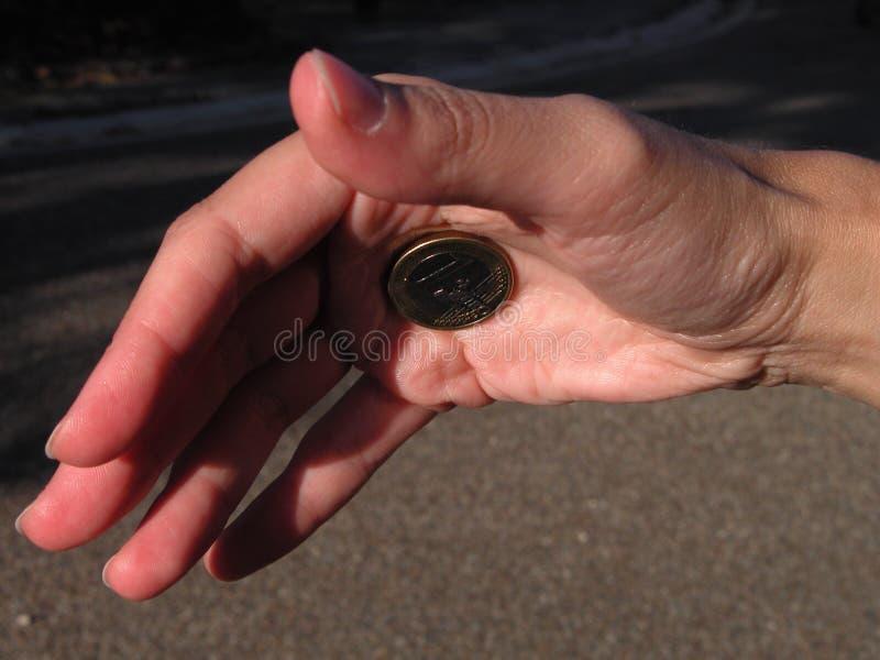 Mão do mágico fotos de stock royalty free
