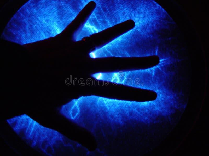 Mão elétrica