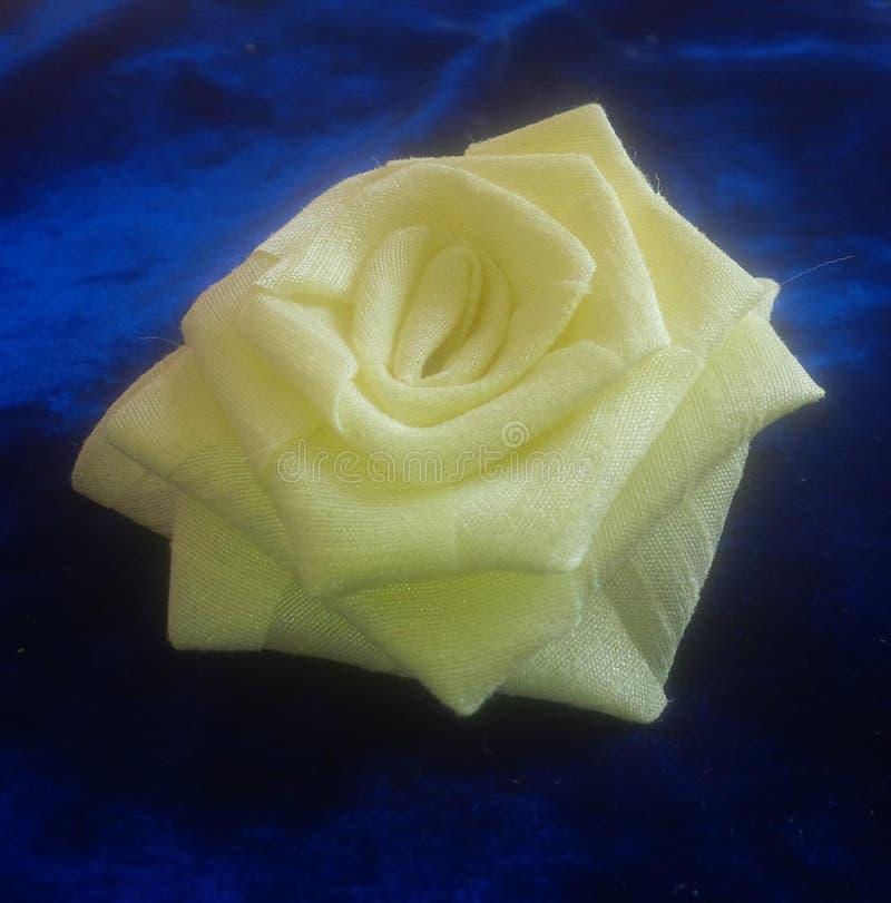 Mão - flor feita foto de stock royalty free