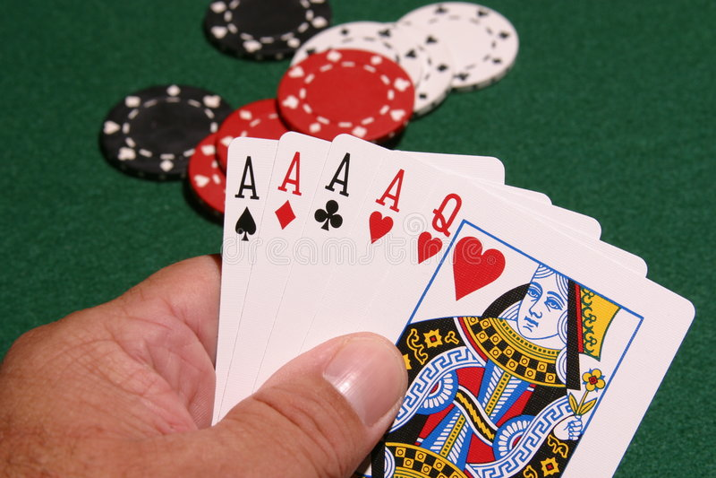 Mão grande imagem de stock royalty free