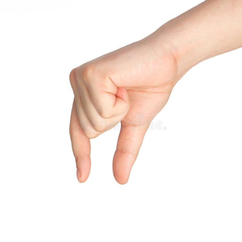 Download Mão Masculina Isolada Que Guardara O Objeto Imagem de Stock - Imagem de preensão, gesticular: 29834249