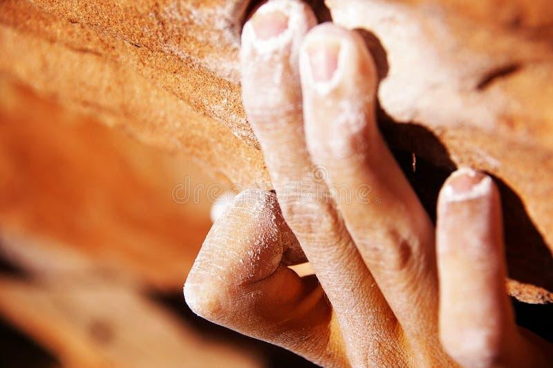 Mão poderosa foto de stock