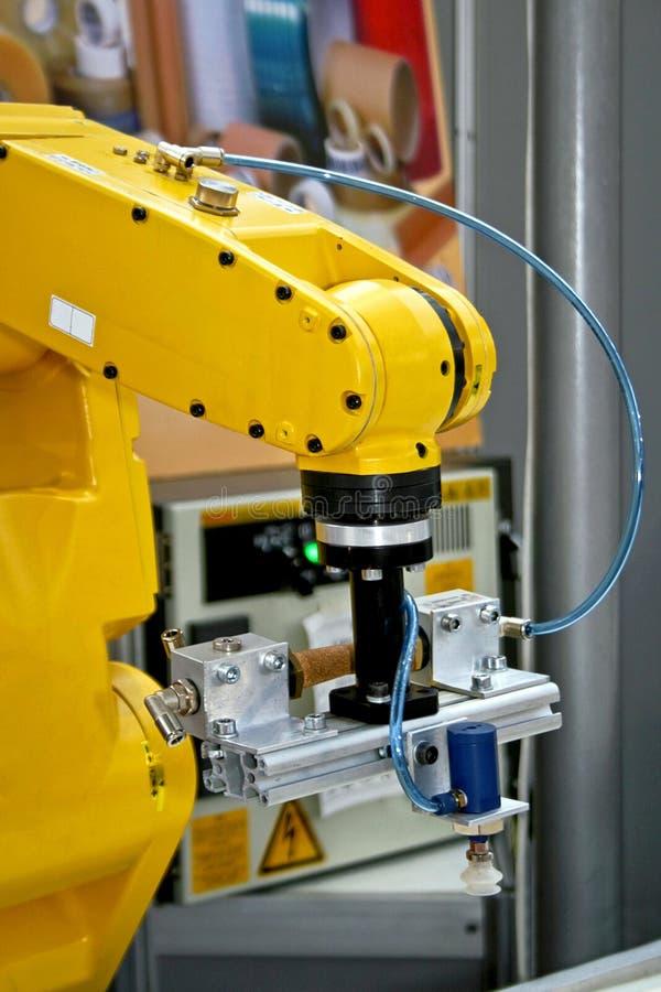 Mão robótico imagens de stock