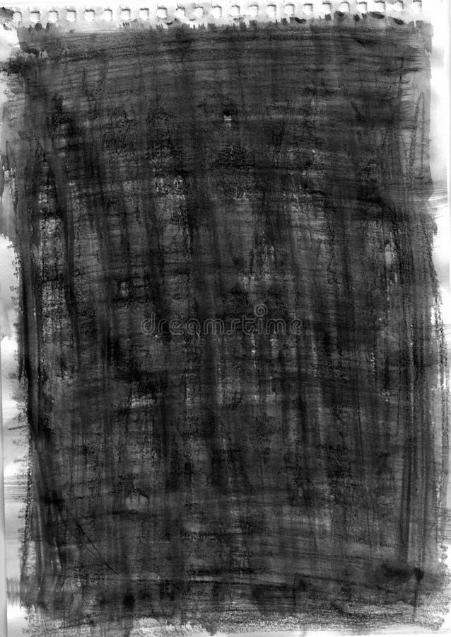 Mão - textura feita da grafita e do lápis ilustração stock