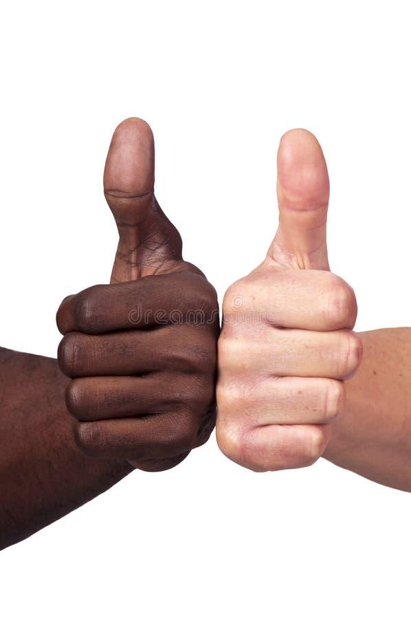 Mãos fotografia de stock royalty free