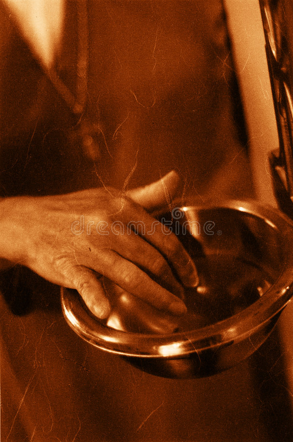 Mãos da benevolência (10) fotografia de stock