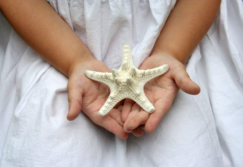Mãos da criança imagens de stock royalty free