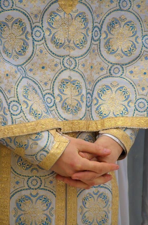 Mãos de Praier imagens de stock royalty free
