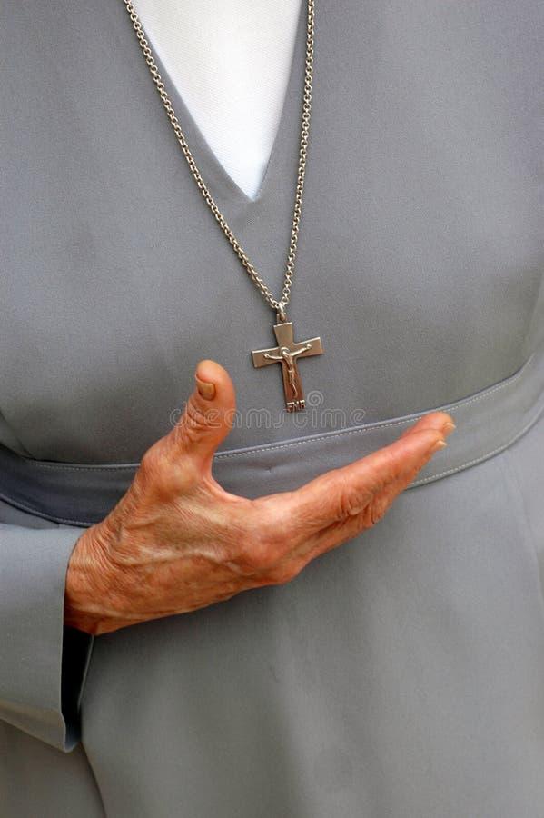 Mãos do Grace (1) imagens de stock royalty free