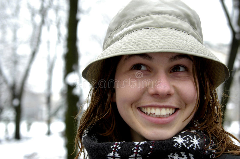 Mädchen stockfoto