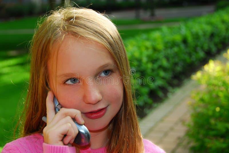 Mädchentelefonnummer