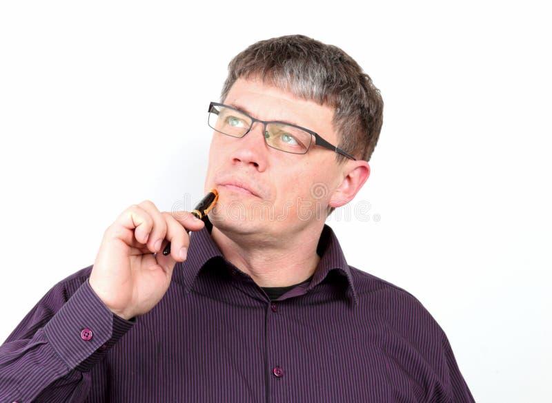 Männer lizenzfreies stockfoto