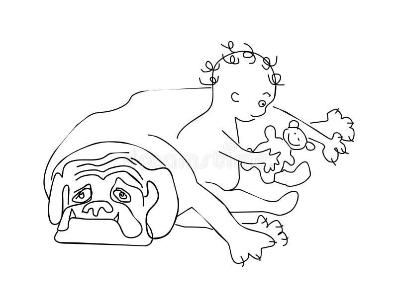Download Männer-emosion vektor abbildung. Illustration von freundschaft - 9087686