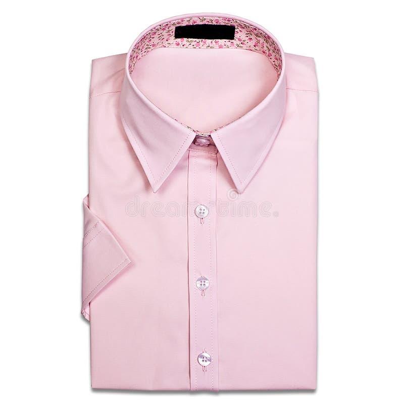 Männer ` s Hemd lizenzfreie stockbilder
