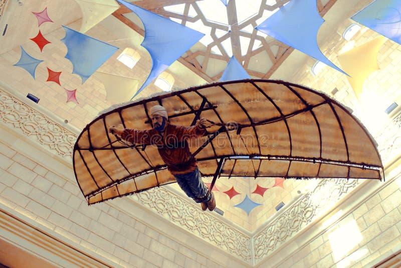 Männer in UAE lizenzfreies stockbild