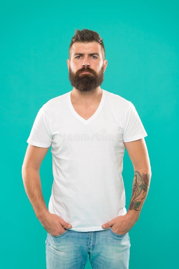 Männlich und tapfer Bartmode und Friseurkonzept Barttürkishintergrund des bärtigen Hippies des Mannes stilvoller herrenfriseur lizenzfreies stockfoto
