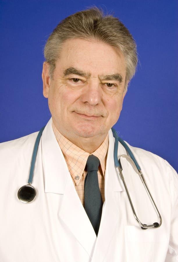 Männlicher Doktor stockfotografie