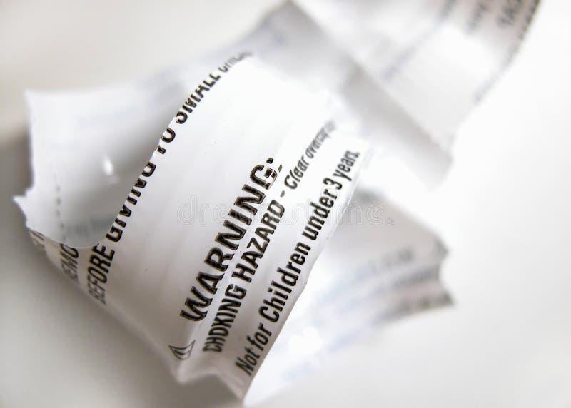 Download Märk varning arkivfoto. Bild av sjukdom, sjukhus, medicin - 47470