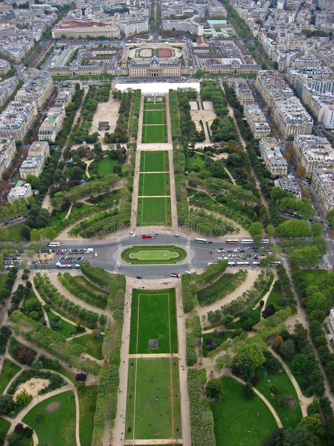mästare de fördärvar paris royaltyfri foto