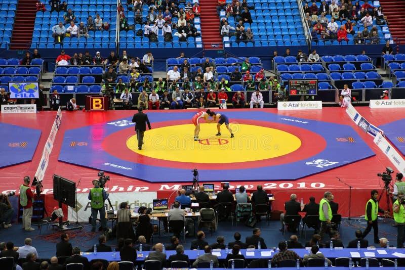 Mästerskapslagsmålvärld 2010