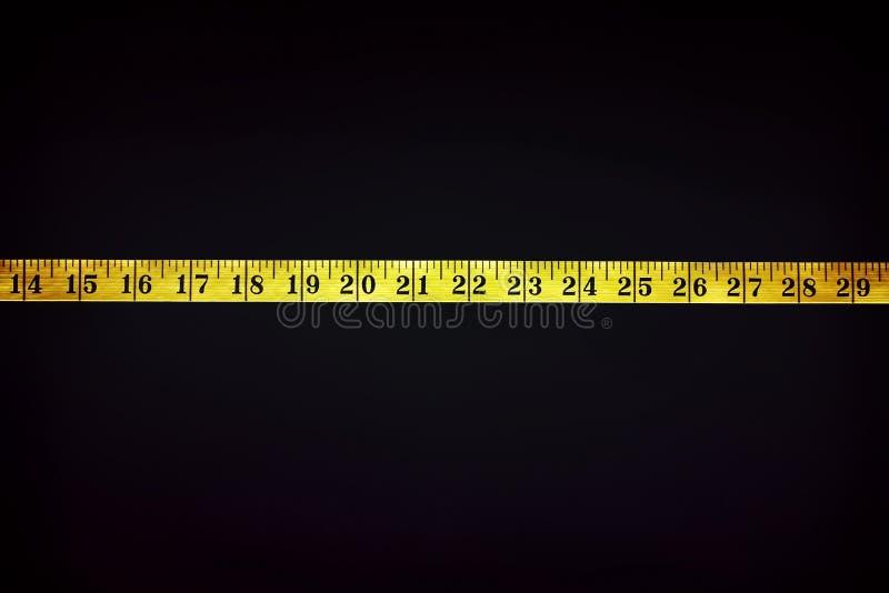 Download Mätande band fotografering för bildbyråer. Bild av nummer - 78730669