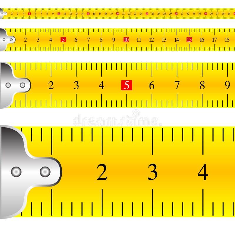 Mätande bandvektor för fokus