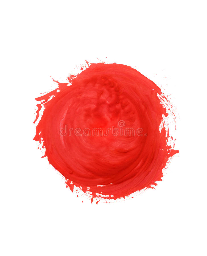 måla fläck fotografering för bildbyråer