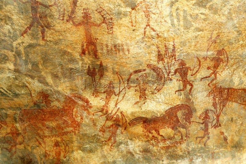 måla udayagirien arkivbilder