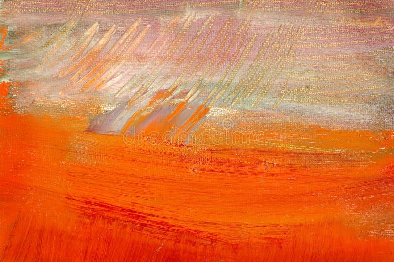 målad abstrakt kanfas arkivfoton