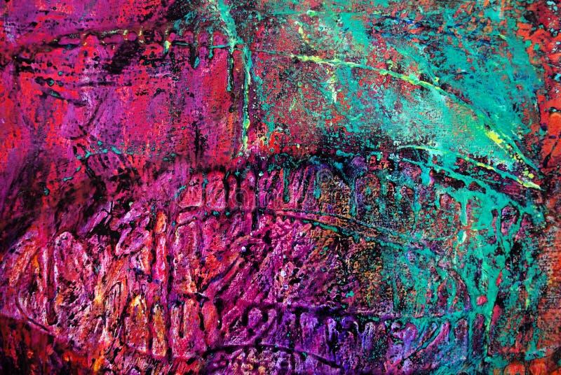 målarfärg för 0001 grunge royaltyfri fotografi
