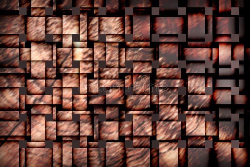 Målarfärg som grafisk illustrationabstrakt begreppbakgrund med vävmodellen arkivbilder