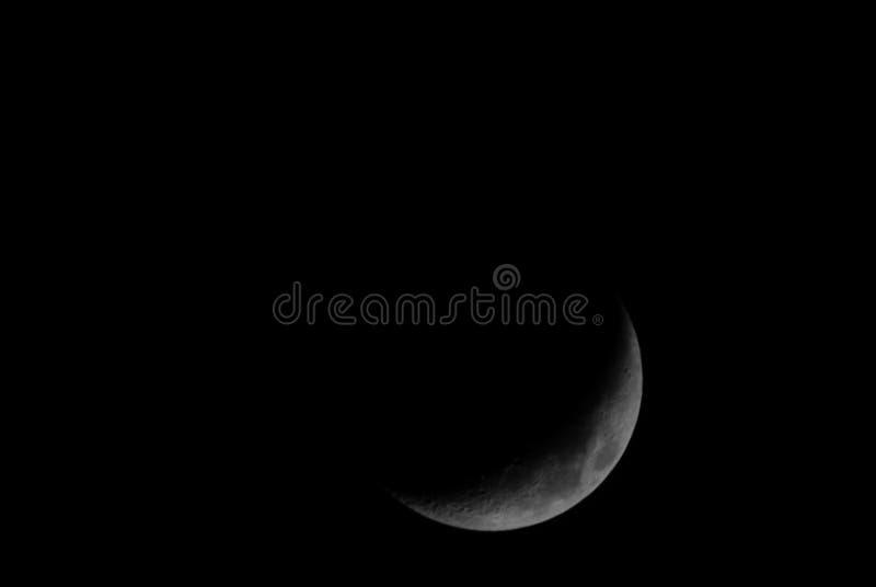 Månelandning 1969, utrymmelopp arkivfoto
