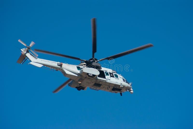 mång- avsikt nh90 för helikopter arkivfoto