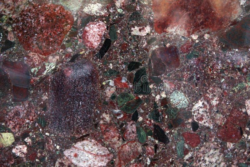 Mång--färgade unika marmorerar tegelplattor för dekorativ cladding och avslutning fotografering för bildbyråer