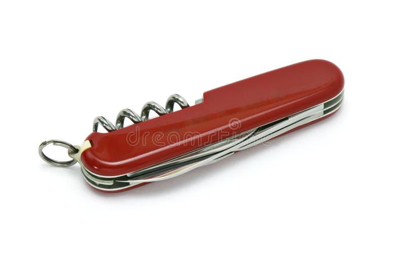 mång- pennavsikt för kniv royaltyfri foto